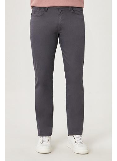 Beymen Business 4B0120200063 Vizon Regular Fit Pantolon  Antrasit